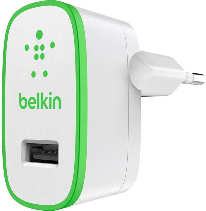 Belkin USB 230V univerzální dobíječka 2.1A