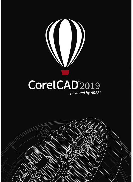Corel CorelCAD 2019 Education (Single User)
