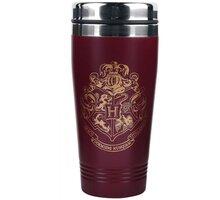 Cestovní hrnek Harry Potter - Hogwarts, 450ml