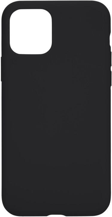 Tactical silikonový kryt Velvet Smoothie pro Apple iPhone 11 Pro, černá
