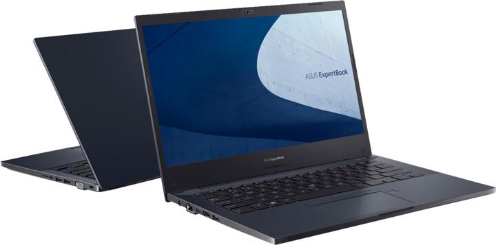 ASUS ExpertBook P2451FA, černá