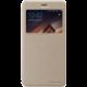 Nillkin Sparkle S-View pouzdro pro Xiaomi Redmi 4A - zlatá