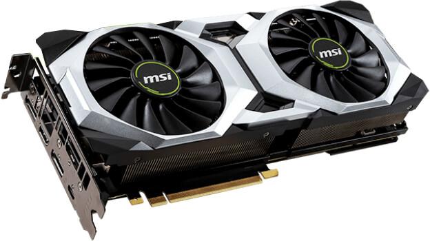 MSI GeForce RTX 2080 Ti VENTUS 11G OC, 11GB GDDR6