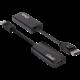 Club3D DisplayPort 1.2 na HDMI 2.0, podpora 4K/60Hz, aktivní adaptér, 15cm