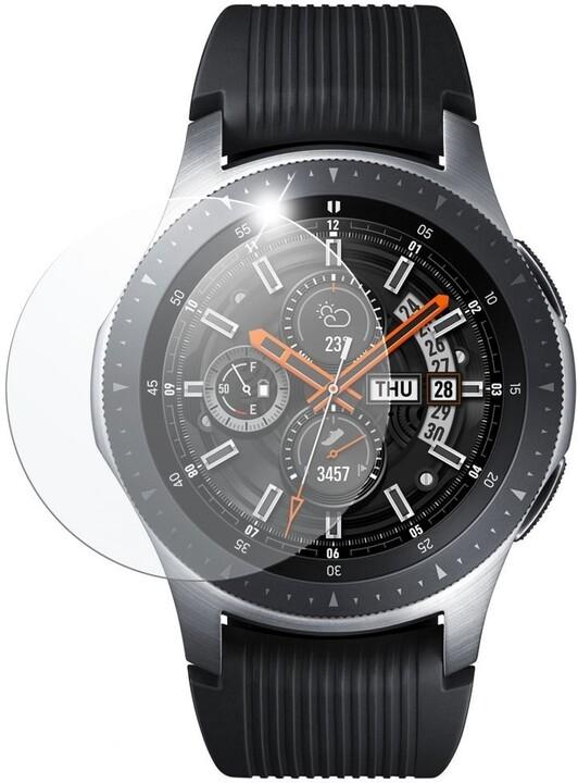 FIXED ochranné sklo pro Samsung Galaxy Watch 46mm, 2ks, čirá