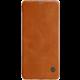 Nillkin Qin Book Pouzdro pro Samsung A600 Galaxy A6 2018, hnědý