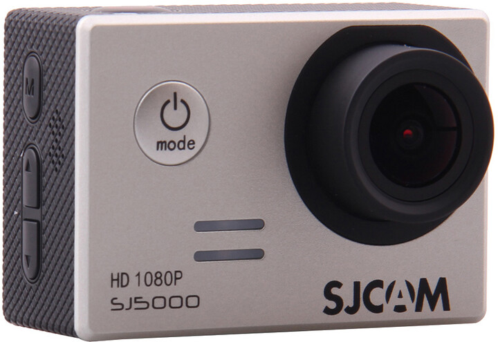 SJCAM SJ5000, stříbrná