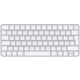 Apple Magic Keyboard (2021) s Touch ID, CZ, bílá