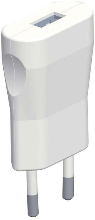 Emos napájecí zdroj USB 1A, do sítě