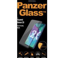 PanzerGlass Edge-to-Edge pro Honor 20, černá - 5352