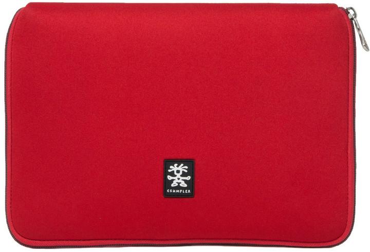 "Crumpler Base Layer 15"" Laptop - red"