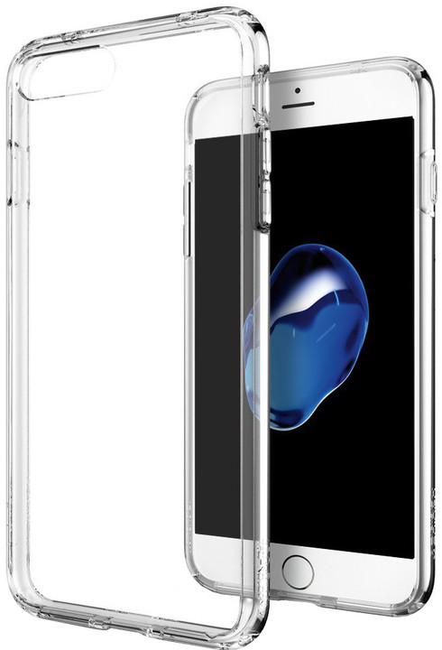 Spigen Ultra Hybrid pro iPhone 7 Plus/8 Plus crystal clear