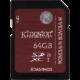 Kingston SDXC 64GB Class 10 UHS-I U3