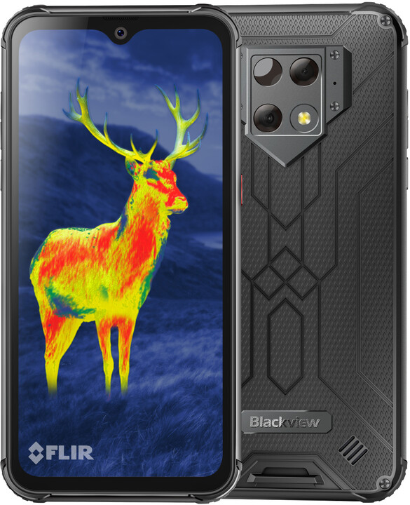 iGET Blackview GBV9800 Pro Thermo, 6GB/128GB