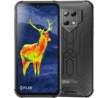iGET Blackview GBV9800 Pro Thermo, 6GB/128GB + Chytré hodinky iGET ACTIVE A6, černá v hodnotě 2 790,-