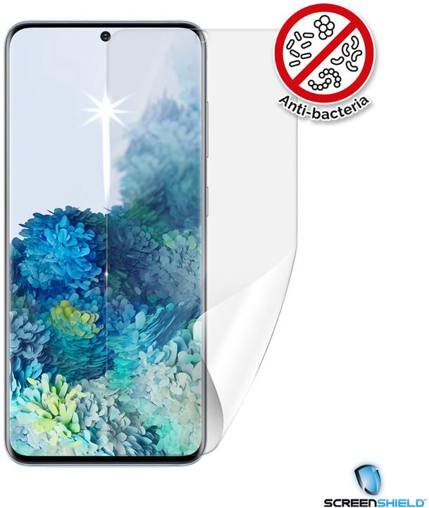 Screenshield ochranná fólie Anti-Bacteria pro Samsung Galaxy S20