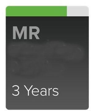 Cisco Meraki MR Pokročilé a Podpora, 3 roky