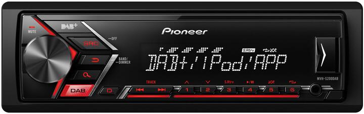 Pioneer MVH-S200DAB