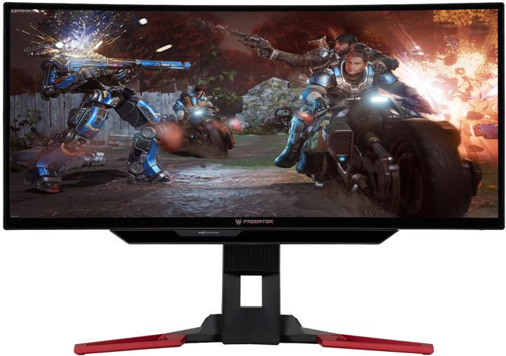 "Acer Predator Z301CTbmiphzx - LED monitor 30"""