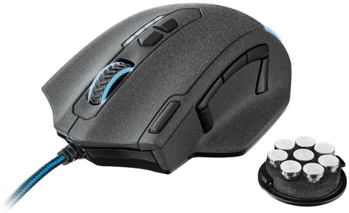 Trust GXT 155 Gaming Mouse, černá