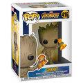 Funko POP! Avengers: Infinity War - Groot with Stormbreaker