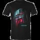 Tričko Star Wars: The Mandalorian - Helmet Reflection (M)