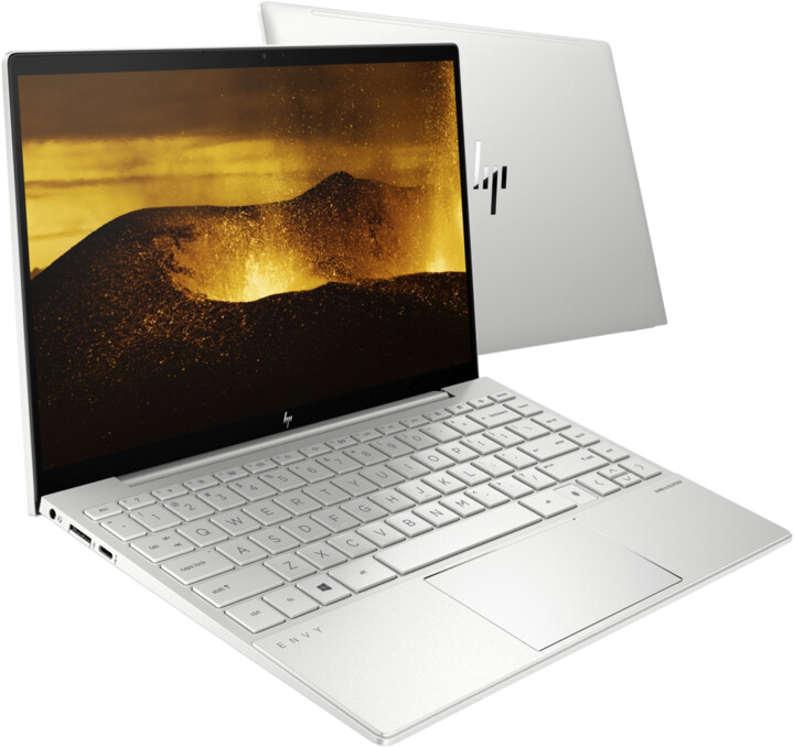 HP Envy 13-ba0004nc, stříbrná + ON Site záruka