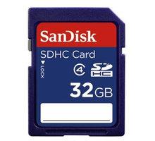 SanDisk SDHC 32GB Class 4 - SDSDB-032G-B35