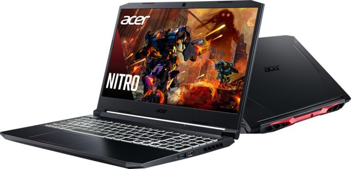 Acer Nitro 5 2020 (AN515-55-774Z), černá