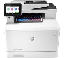 HP LaserJet Pro M479fdw - W1A80A + Poukázka OMV (v ceně 500 Kč) + Microsoft Office 365 pro jednotlivce 1 rok, bez média v hodnotě 1 790 Kč