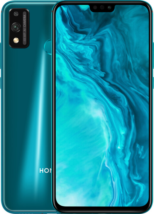 Honor 9X Lite, 4GB/128GB, Green