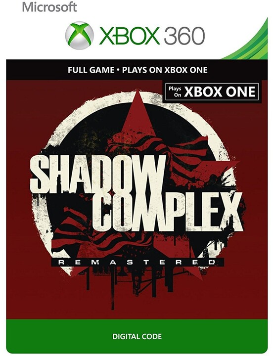 Shadow Complex (Xbox ONE, Xbox 360) - elektronicky