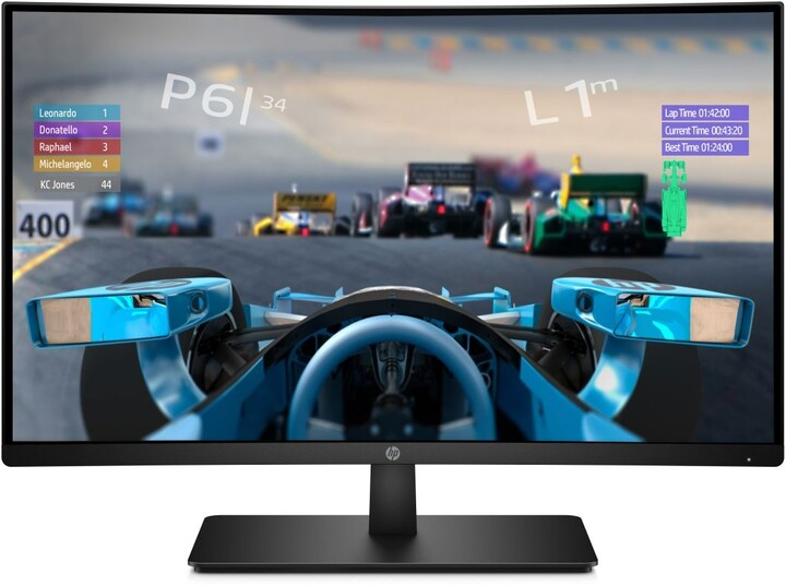HP 27x - LED monitor 27""