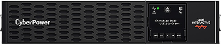 CyberPower Professional Series III RackMount XL 1500VA/1500W