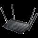 ASUS DSL-AC55U  + Myš ASUS ROG Sica černá (v ceně 1399 Kč) k routeru ASUS + 300 Kč na Mall.cz