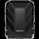 ADATA HD710 Pro, USB3.1 - 4TB, černý