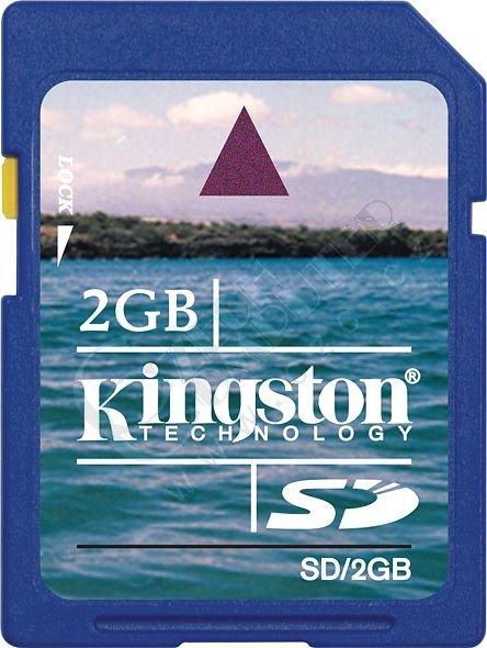 Kingston Secure Digital 2GB