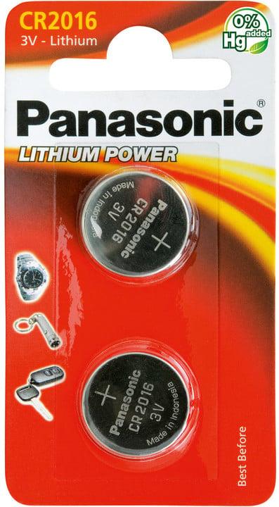 Panasonic baterie CR-2016 2BP Li