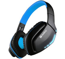 Sandberg Blue Storm, modrá Elektronické předplatné deníku Sport a časopisu Computer na půl roku v hodnotě 2173 Kč + O2 TV Sport Pack na 3 měsíce (max. 1x na objednávku)