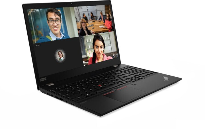 Lenovo ThinkPad T15 Gen 1, černá