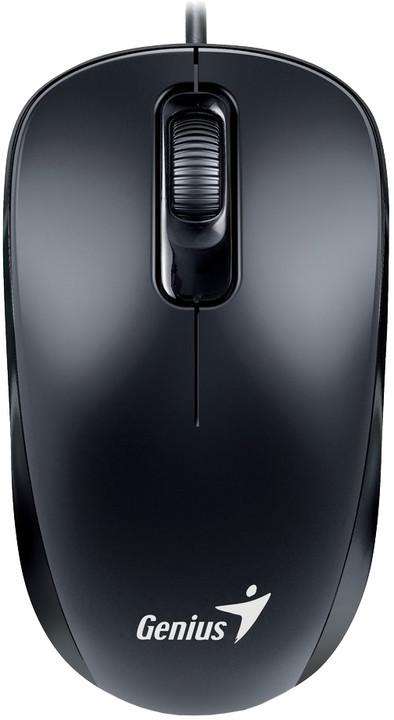 Genius DX-110, PS2, černá