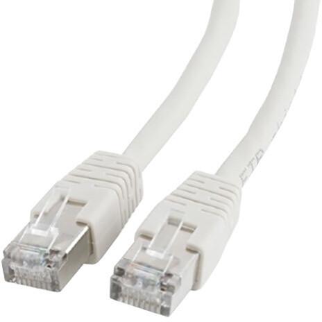 Gembird Cablexpert Patch kabel FTP CAT6, stíněný - 7.5m - šedá