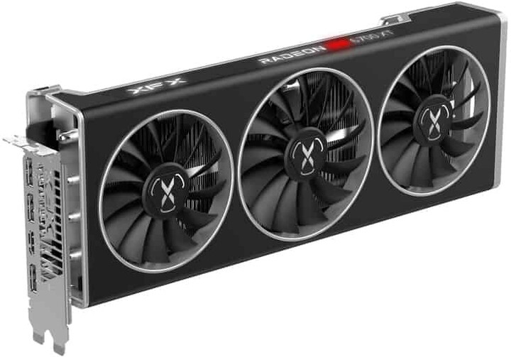 XFX Radeon RX 6700 XT SPEEDSTER MERC 319, 12GB GDDR6