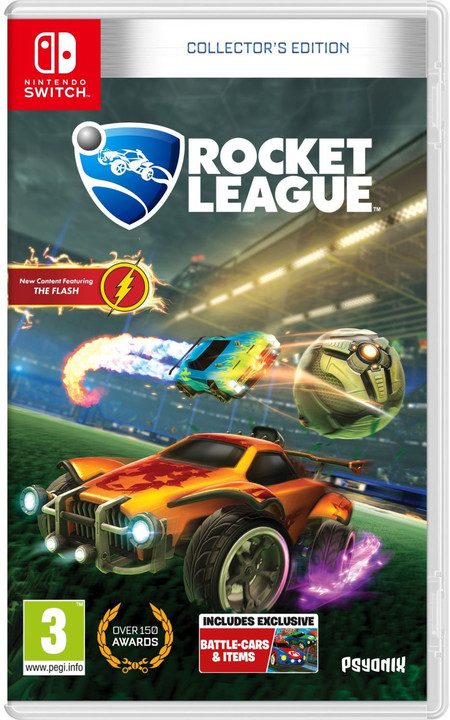 Rocket League: Collector's Edition (SWITCH)