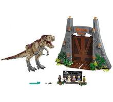 LEGO Jurassic World 75936 Jurský park: Řádění T-Rexe