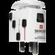 SKROSS cestovní adaptér World Pro+, 10A max., univerzální pro celý svět