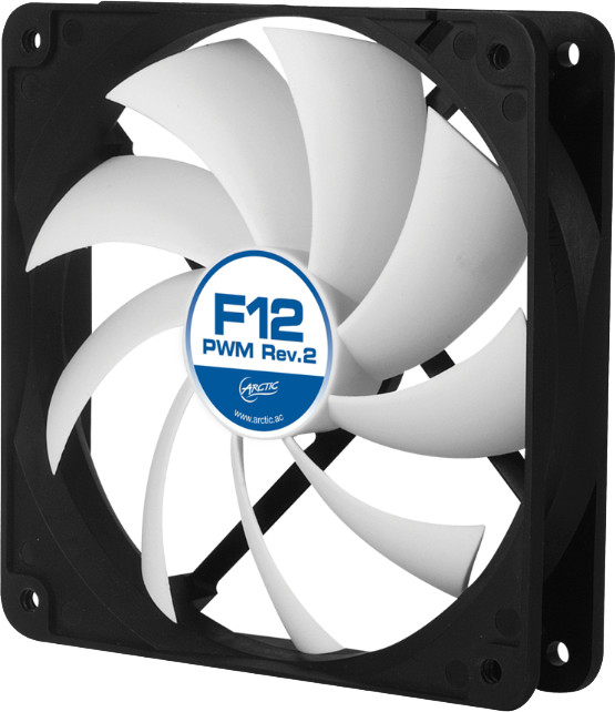 Arctic Fan F12 PWM rev.2