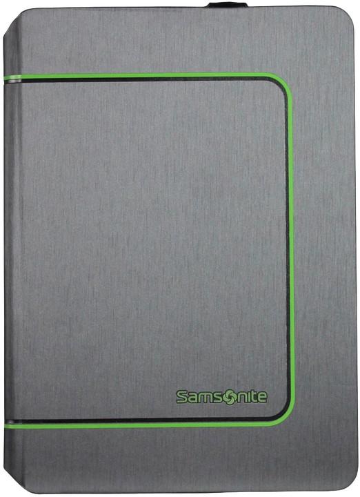 """Samsonite Tabzone - COLOR FRAME-TAB 4 10"""", šedo/zelená"""