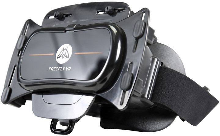 Freefly VR - Mobile Virtual Reality Headset