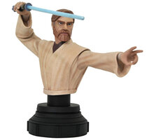 Busta Star Wars - Obi-Wan Kenobi (Gentle Giant) - 699788840399